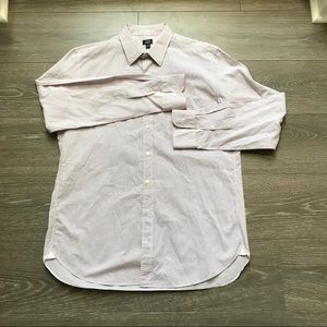 J. Crew 120's 2 ply dress shirt sz 16/35